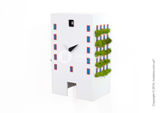 Дизайнерские часы Progetti Urban Cuckoo Clock