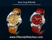 Swiss made custom watches